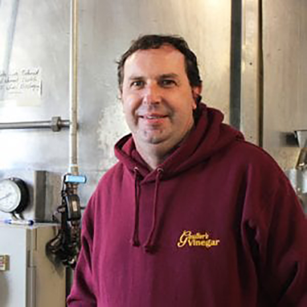 Geoff - Goulter's Factory Manager And Brewer