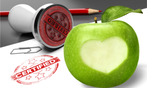 Goulter's are Organic, Kashrut (Kosher) and Halal Certified.